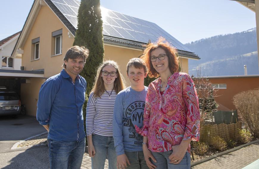 Prosumenten-Familie Hässig
